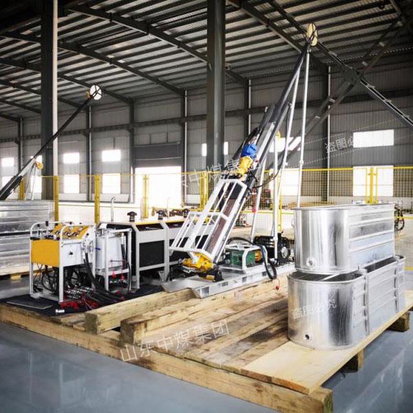 F600D便携式岩心钻机技术参数厂家直供
