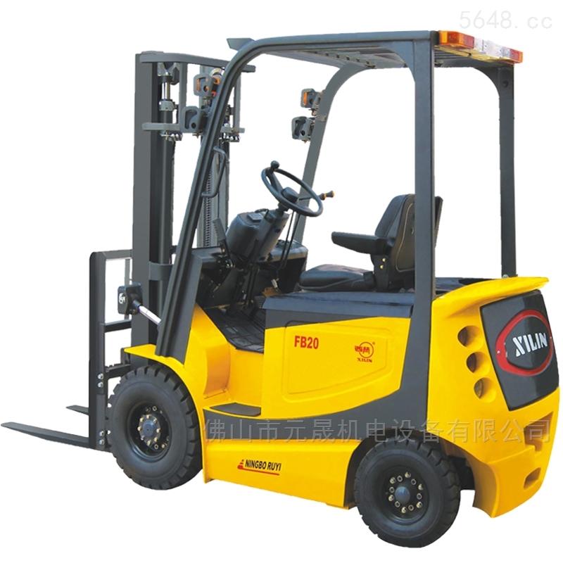 FB20平衡重电动叉车价格 咨询FB20平衡重电动叉车