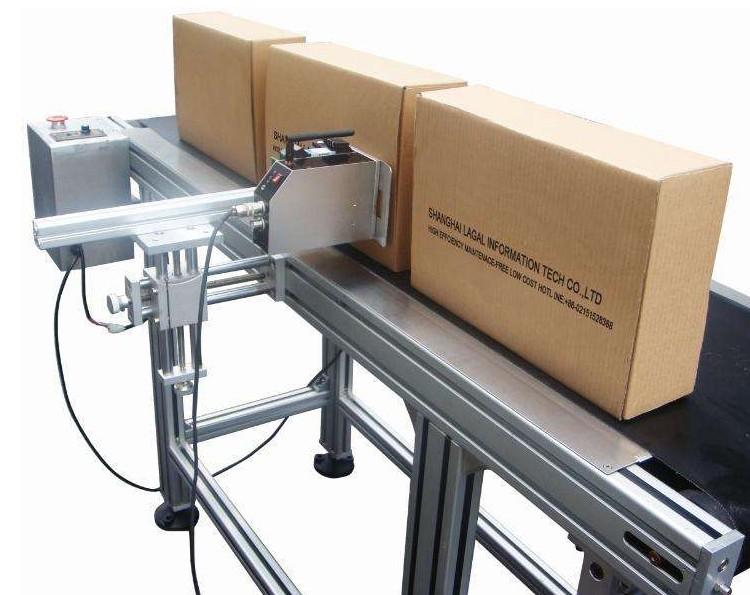 编织袋喷码机 纸箱喷码机