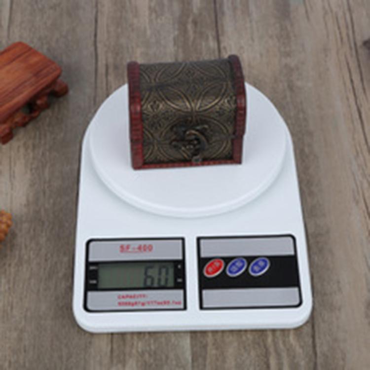 sf-400厨房秤食物称家用电子称 克秤 高精准0.1g珠宝秤1g烘焙10kg