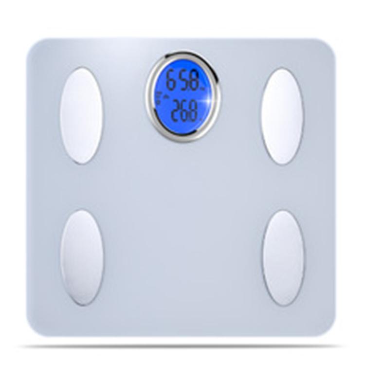 智能蓝牙脂肪秤电子称人体体重秤