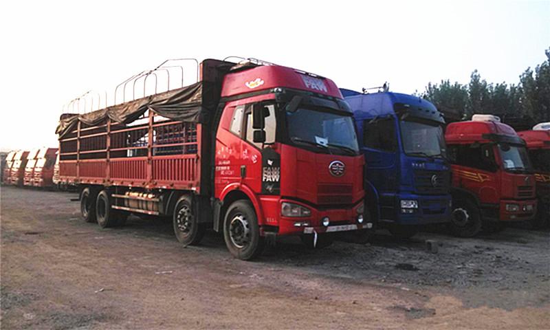 二手货车零件好配 二手货车多少钱