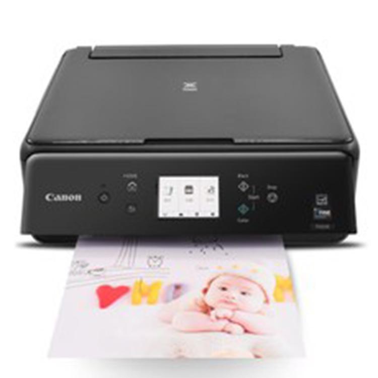 彩色喷墨多功能一体机自动双面家用办公学生用打印机手机WIFI打印