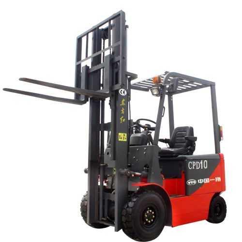 CPD101吨电动平衡重式叉车生产,直销CPD101吨电动平衡重式叉车