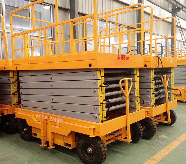 2.起重吊篮高空作业 外墙建筑电动吊篮 装修起重脚踏吊篮
