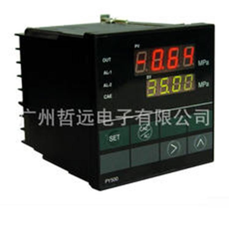 PY500熔喷布生产线压力仪表.无纺布挤出机数字压力仪表