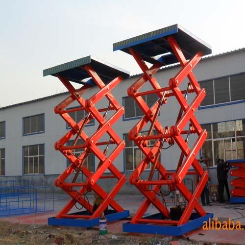 许昌升降机 开封小型升降平台 新乡简易升降货梯
