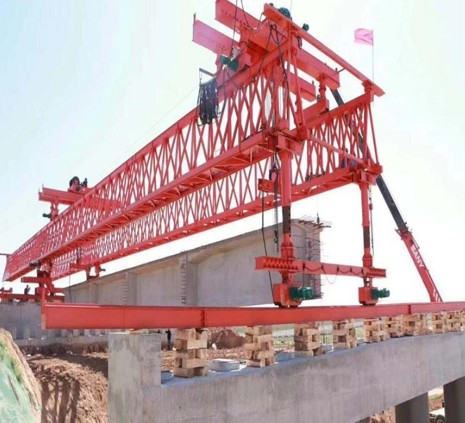 架桥机起重生产厂家 双梁式架桥机