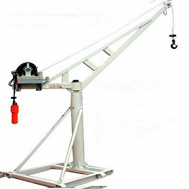 小型电动吊机 液压伸缩吊运机