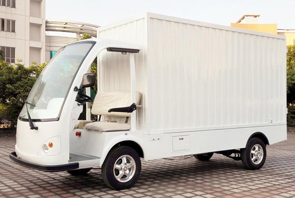 1.2吨电动保温货车结构特点 1.2吨电动保温货车尺寸规格