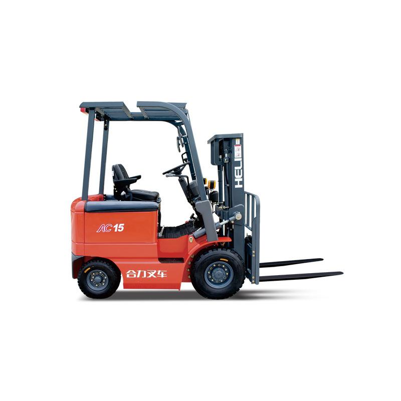 H系列1-1.5吨榨车身蓄电池平衡重式叉车生产商