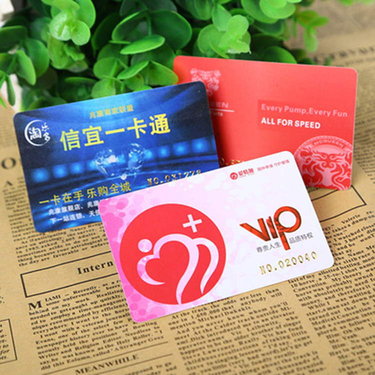 PVC卡片智能磁卡效果 供应智能磁卡