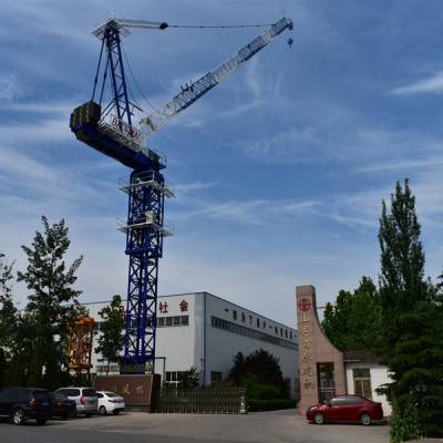 电动臂塔式起重机 塔吊生产厂家