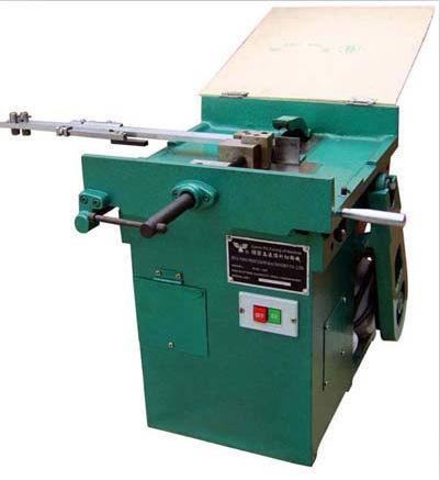 操作简便HYC-100型精密顶针切断机