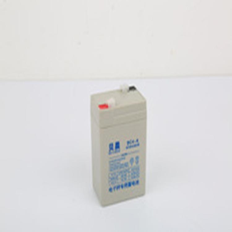 BC4-6 秤配件 电子秤电池 蓄电池6v4 6v4电子秤专用电池