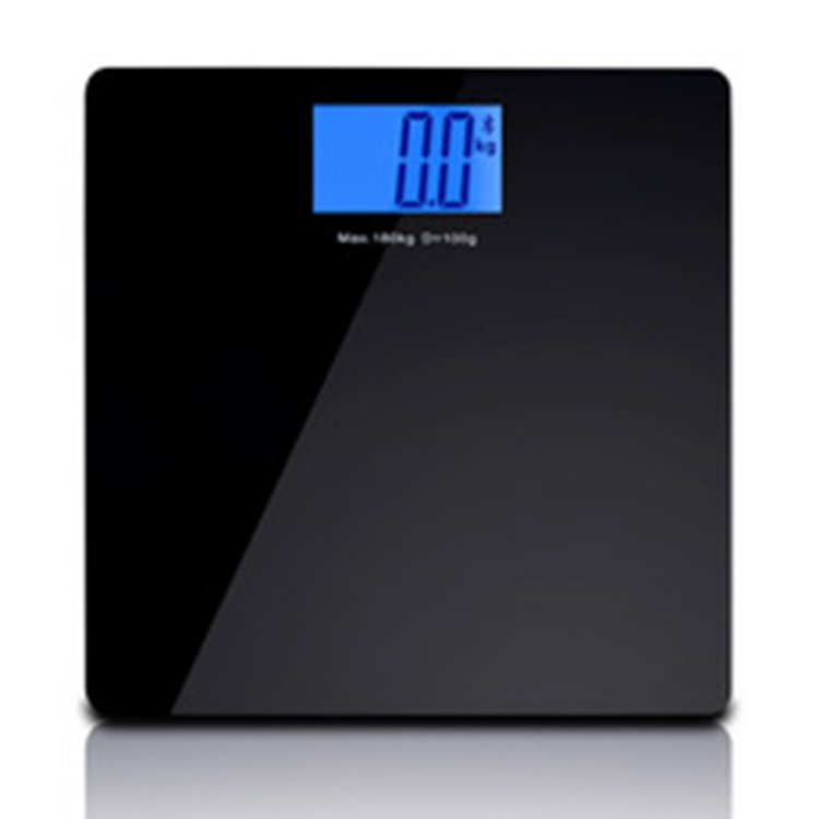 无线蓝牙秤钢化玻璃面板精美家用人体健康体重秤