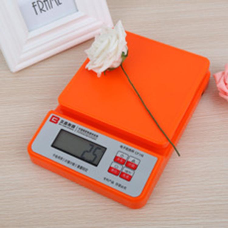 厨房秤迷你家用电子称 0.1克食物称重计数秤 计重秤