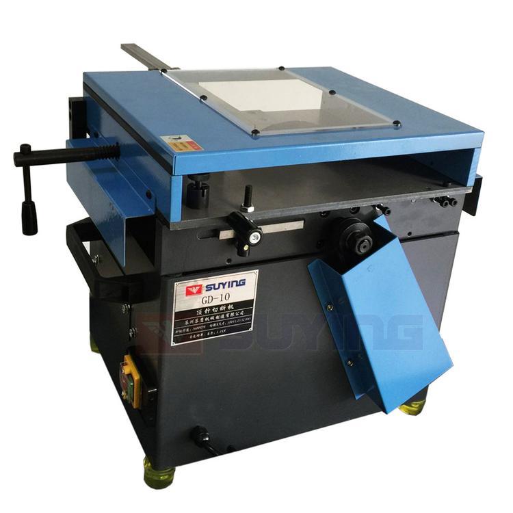 精确安全HYC-100 精密顶针切断机 顶针切断机报价