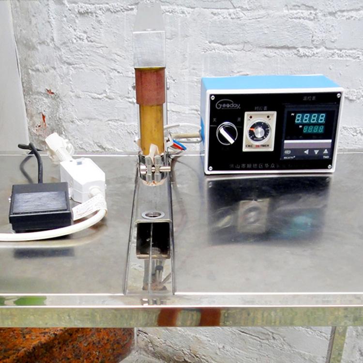 食品包装机 半自动食品压阀 饲料通用包装设备