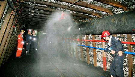 采煤工作面高瓦斯管理专项措施