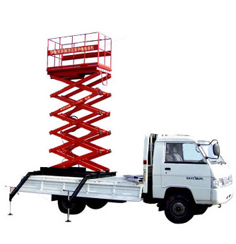供应山西升降机 液压升降平台
