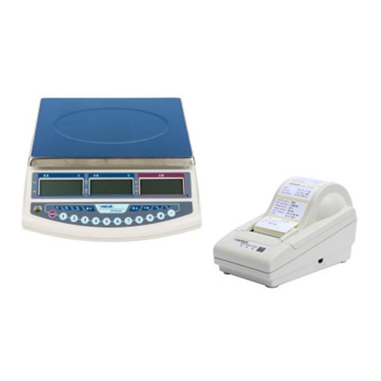 标签打印电子计数秤技术参数 电子计数秤