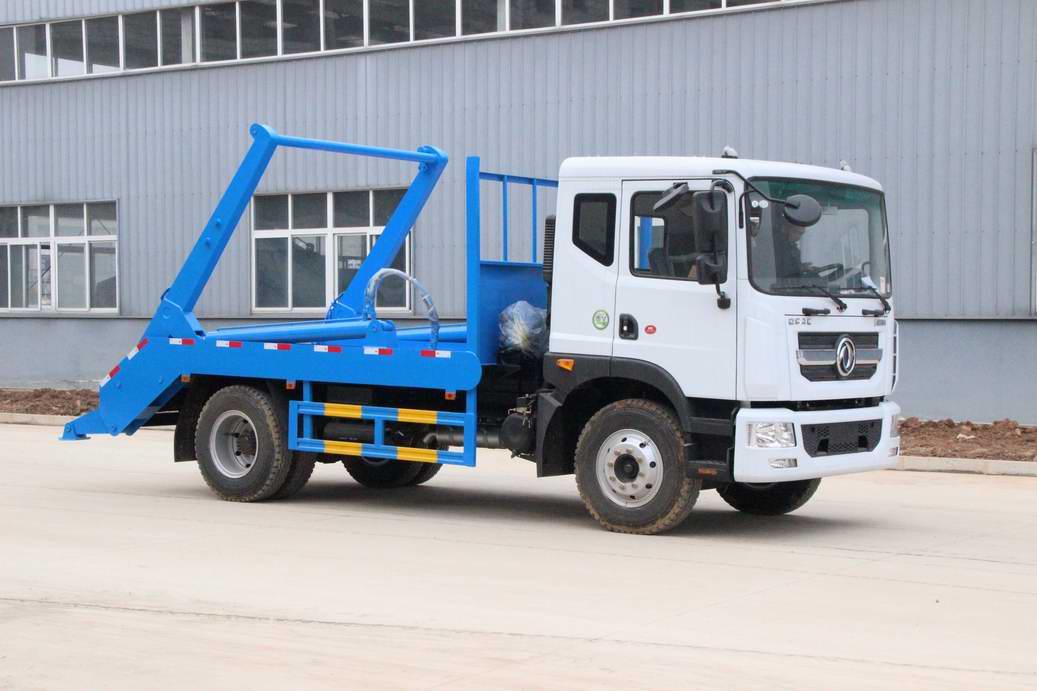 摆臂式垃圾车,摆臂式垃圾车参数,厂家直销摆臂式垃圾车
