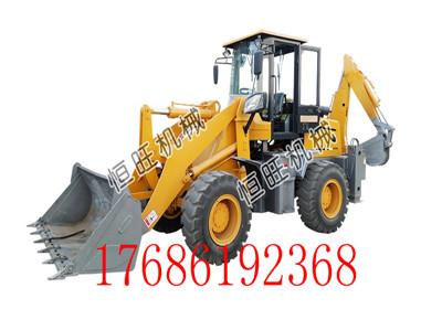 挖掘装载两头忙前铲后挖两头忙 挖掘装载机 装载挖掘机 前铲后挖装载机 铲挖两头忙 一、挖掘装载机