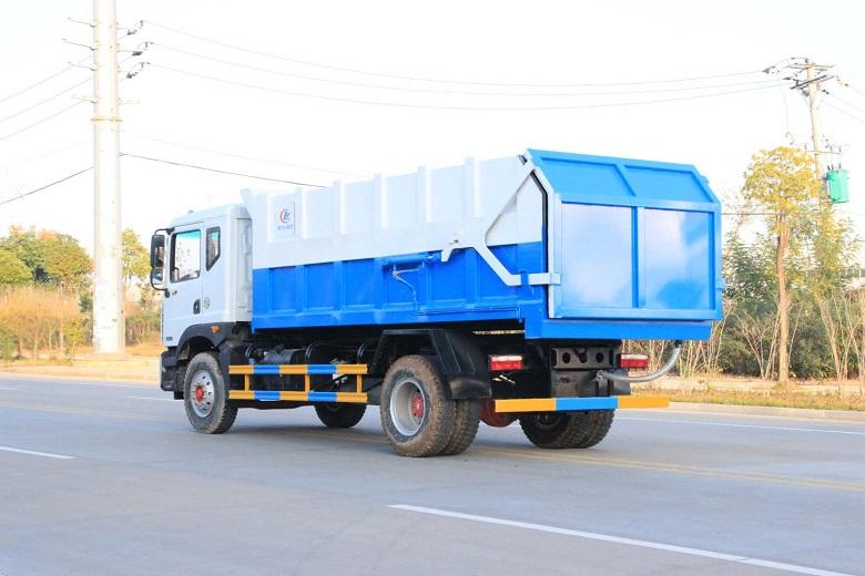压缩式对接垃圾车,压缩式对接垃圾车参数,压缩式对接垃圾车用途
