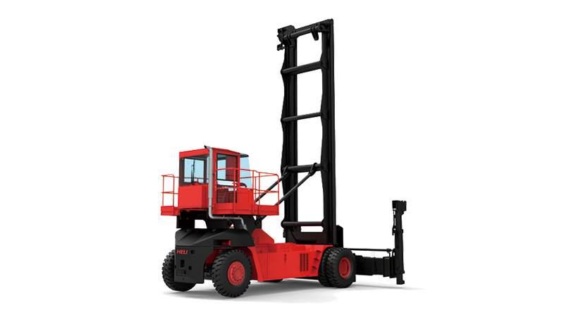 空箱集装箱平衡重叉车价格 空箱集装箱平衡重叉车厂家
