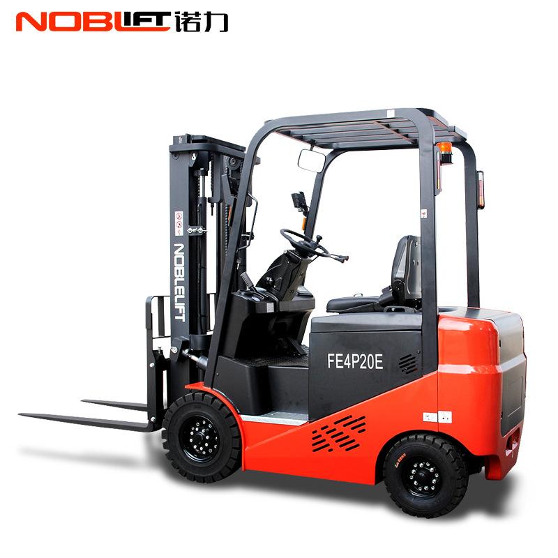 3吨四轮全电动叉车生产商 直销3吨四轮全电动叉车
