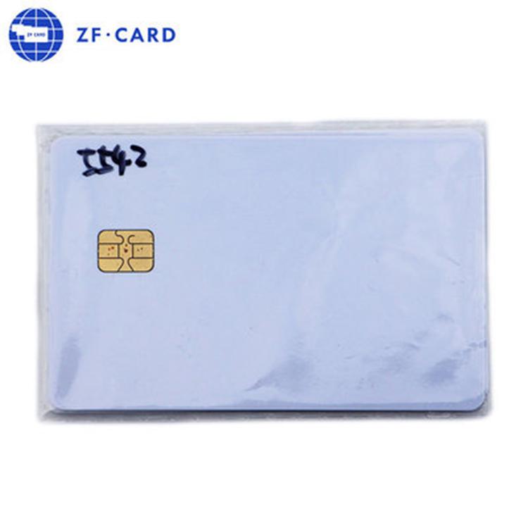 AT88SC0404C芯片卡应用 芯片卡性能参数