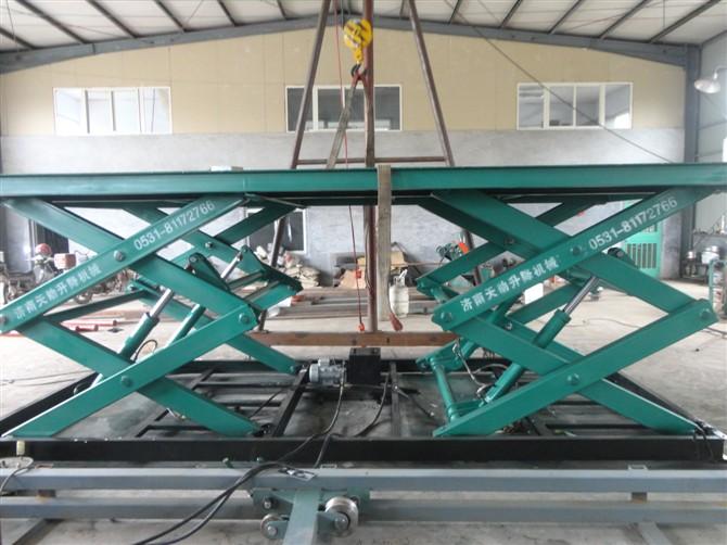 SJG0.8-15合肥升降机 升降平台 升降货梯