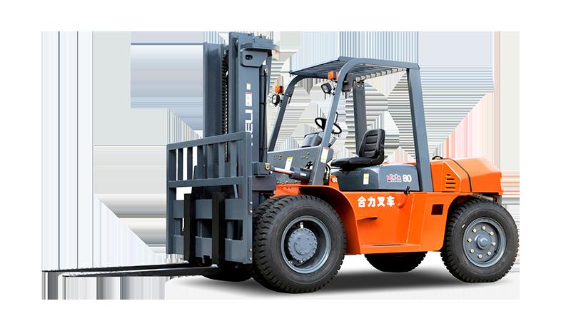 8-10吨柴油平衡重式叉车生产商 供应8-10吨柴油平衡重式叉车