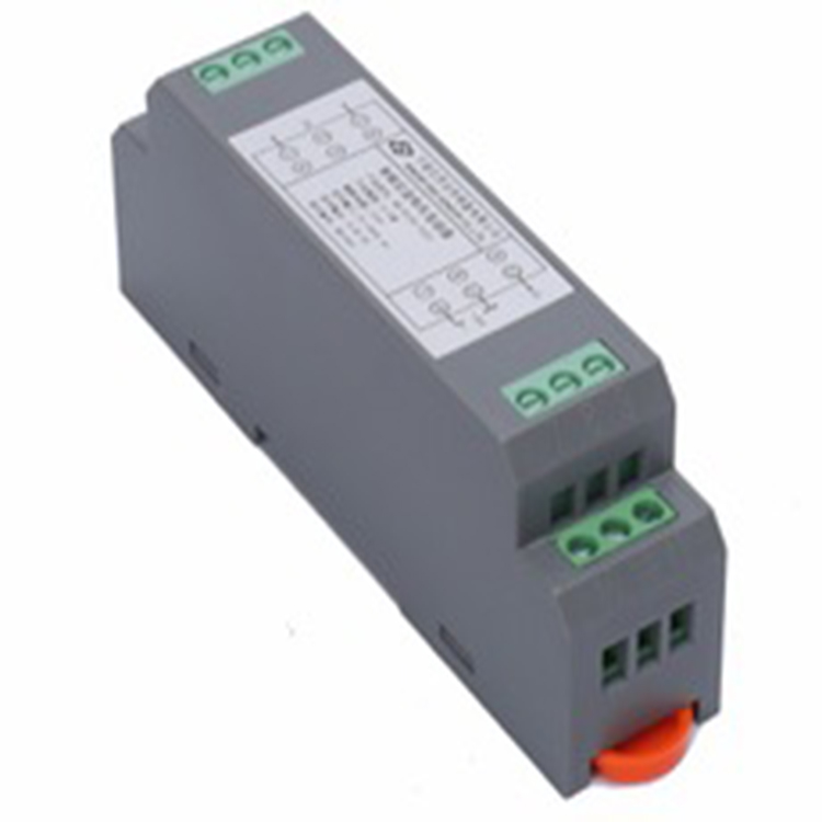 端子式传感器,4-20mA输出,标准35mm导轨