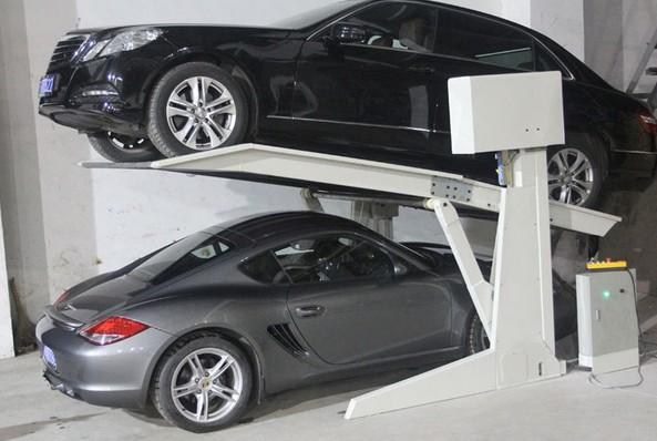 简易升降立体停车库