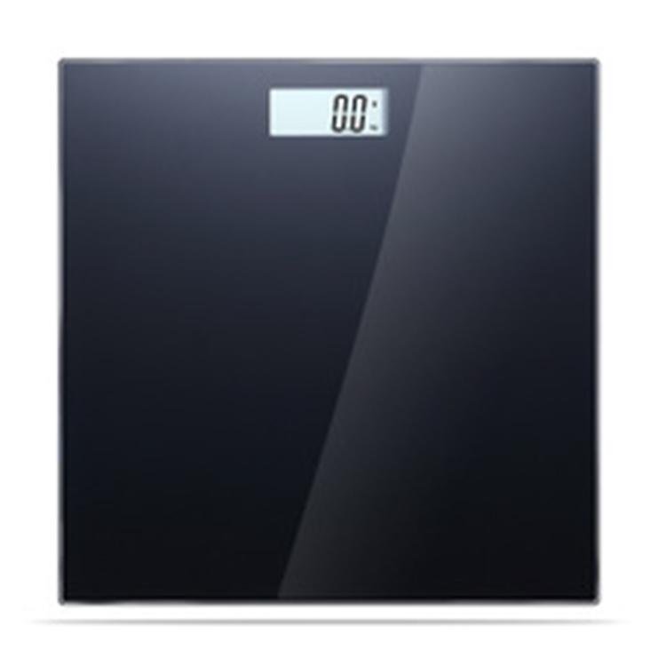 礼品人体电子秤 时尚图案花纹可定制家用 体重秤