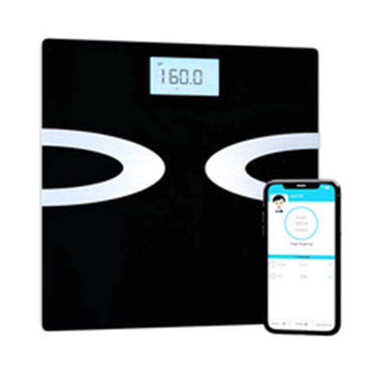 电子秤体重秤蓝牙脂肪秤体脂秤智能充电人体秤