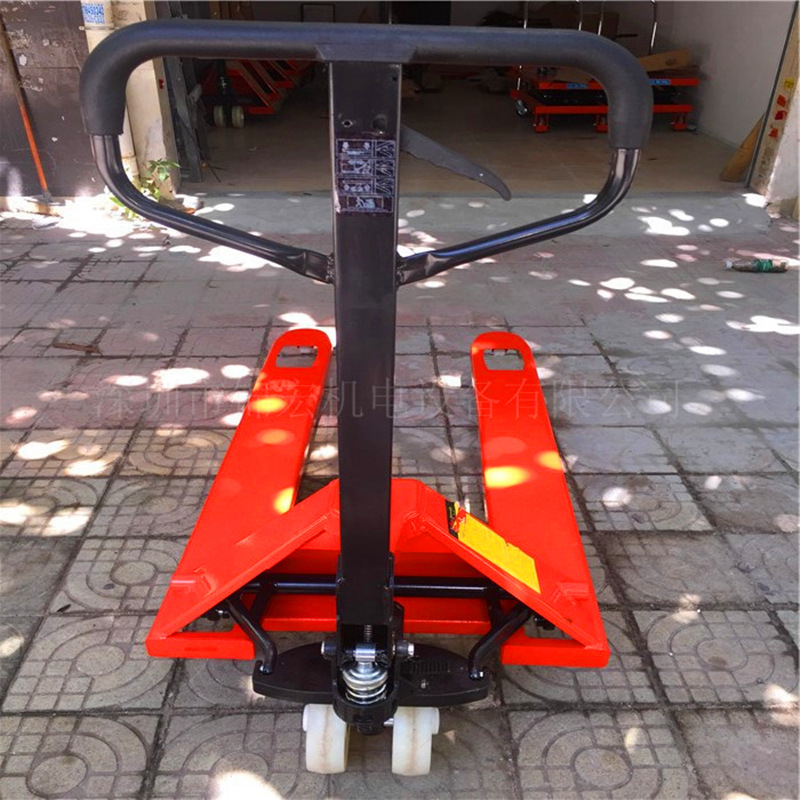 3t加长版手动不锈钢托盘叉车生产商 咨询3t加长版手动不锈钢托盘叉车