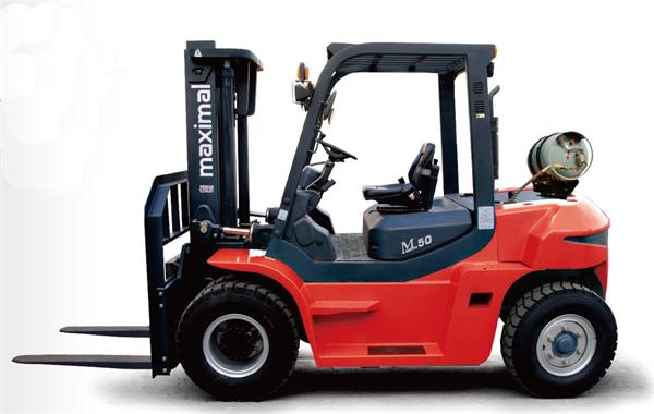 5-7吨汽油-液化气叉车生产商 供应5-7吨汽油-液化气叉车