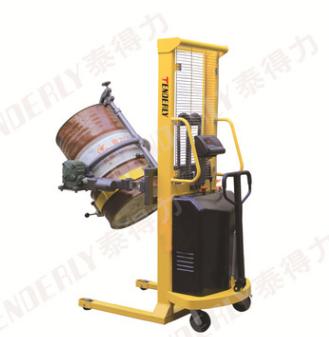 DAW50N-LE 称重型多功能半电动油桶车
