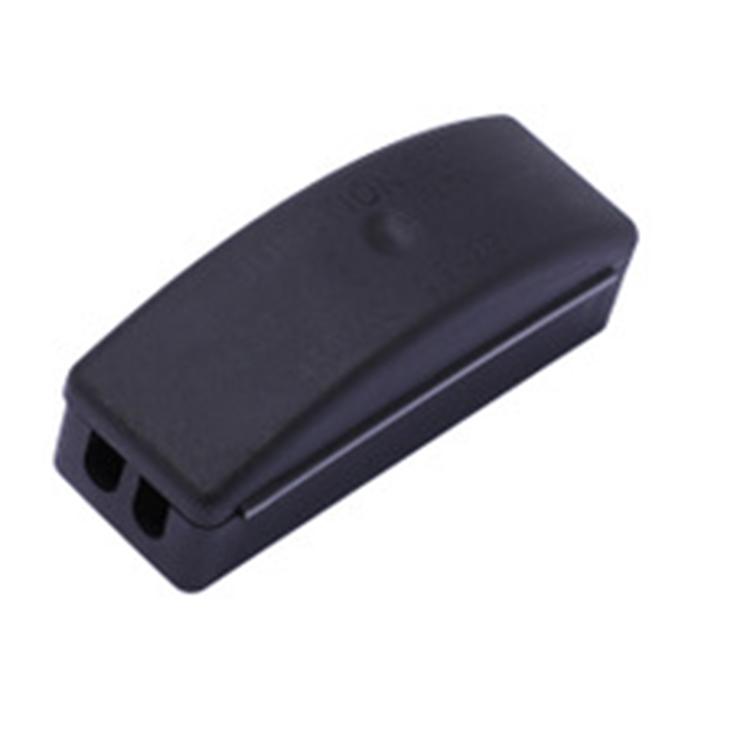 厂家生产欧规接线盒 LED灯饰接线盒 2 位接线盒配快速接线端子