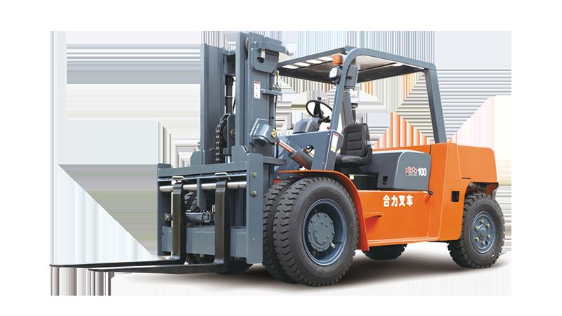 供应6-8-10吨柴油平衡重式进箱叉车 直销6-8-10吨柴油平衡重式进箱叉车