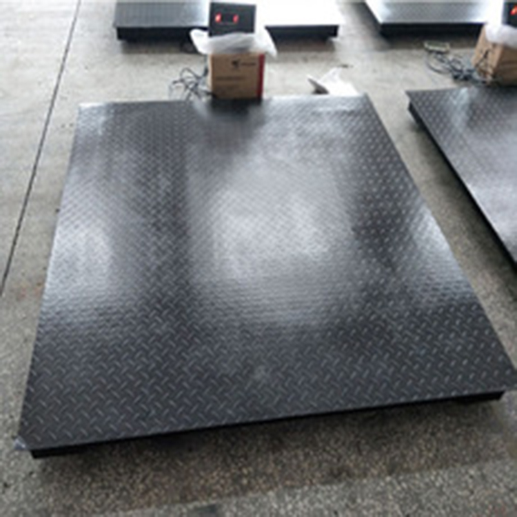 地磅电子小型3T地磅平台秤磅秤1-3吨耀华A12表头1-2m 加厚地磅