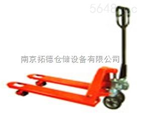 手动液压叉车生产商 供应手动液压叉车