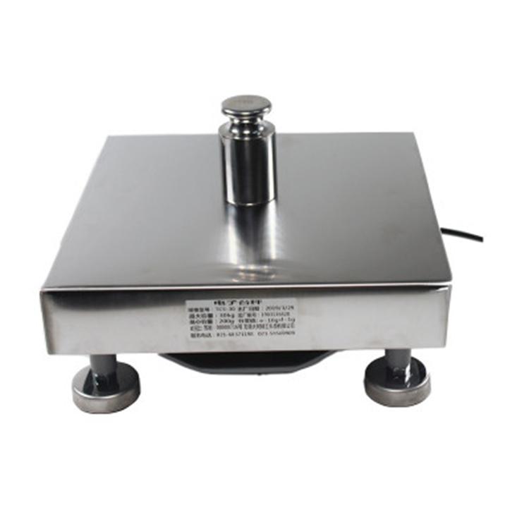 工业控制电子秤工作原理 工业电子秤性能