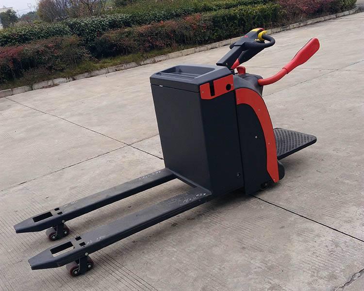 步行式全自动电动叉车