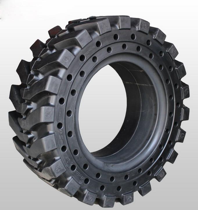 高负荷客车高空作业车实心轮胎好材质 高负荷客车高空作业车实心轮胎厂家供应