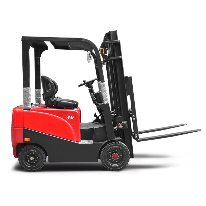 四轮电动叉车生产商 供应四轮电动叉车