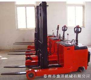 CQD-1T站驾式全电动前移堆高叉车生产商